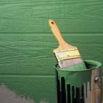 Краски для окрашивания фасадов